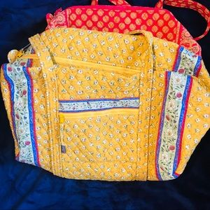 Maggi B Quilted Bag